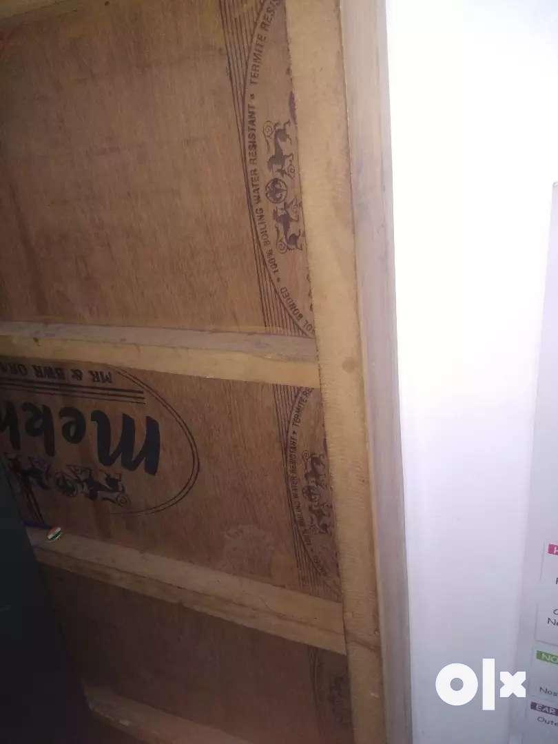 Wooden cot teak wood 0