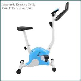 Exercise Cycle Aerobic Training, Gym Bike, 	Your body wants exercise