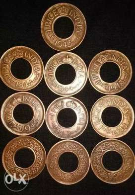 Rare Antique Coins -Any Set ₹ 400