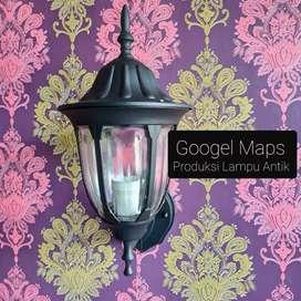 Lampu Dinding  Antik Klasik