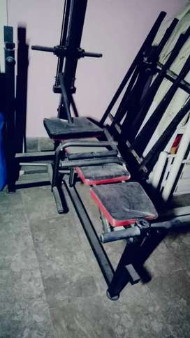 Home Gym Fitness All in One Exercise Machine