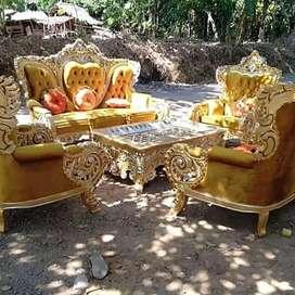 Sofa mewah kekinian berkualitas 0222