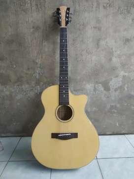 Gitar senar string suara joss