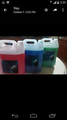 Gelid coolant anti freez antiboil also available.