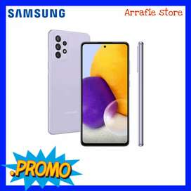 Samsung Galaxy A72 8/128 VIOLET Garansi resmi