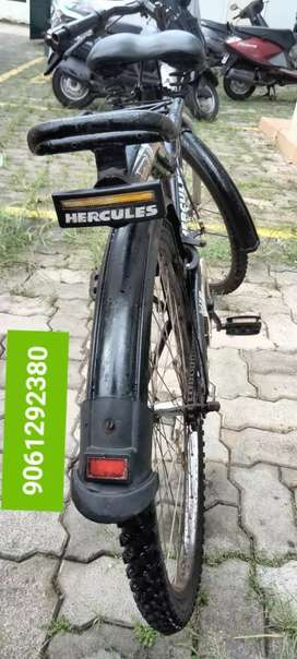 Hercules Turbo drive.