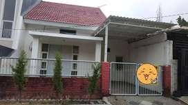 WTR Rumah Taman Pinang siap pakai