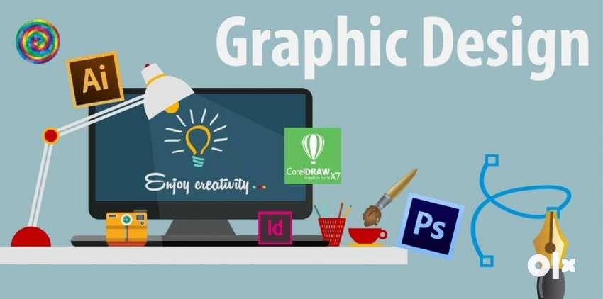 Graphic Designer Salary upto 25K 0