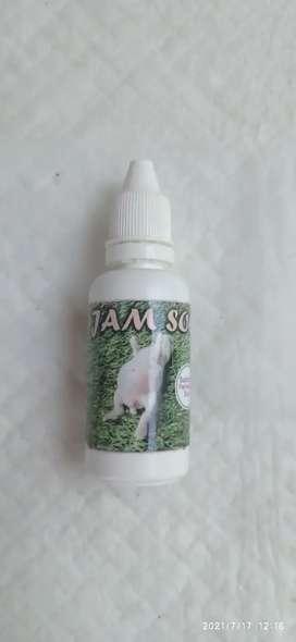 Jamsoe - penambah susu induk kelinci