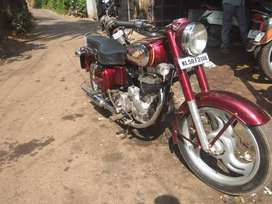 Royal Enfield Bullet 7000 Kms 1989 year