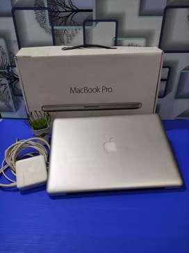MacBook pro mid 2012, fullset, led 13.3, slim, core i5, ram 4/500gb