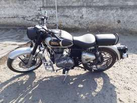 Royal Enfield Classic 18500 Kms 2016 year October