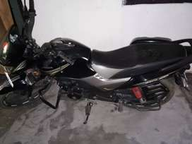 bike is in good condition, all papers are okay.