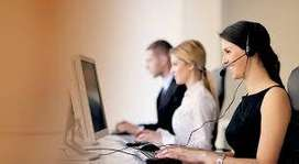 Data Entry or Customer Support through Email-Chat-Calls