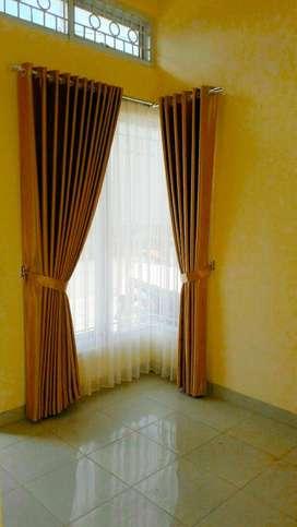 Gorden alternatif penutup jendela ataupun puntu