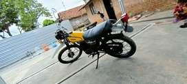 Yamaha dt100 motor trail jadul