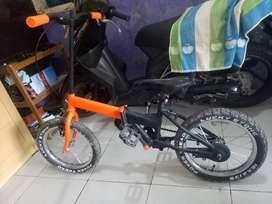 Sepeda Lipat Rakitan