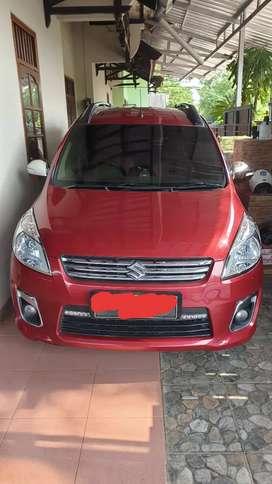 Suzuki Ertiga 2014 Merah Istimewa No PR