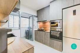kitchen set lemari rak tv