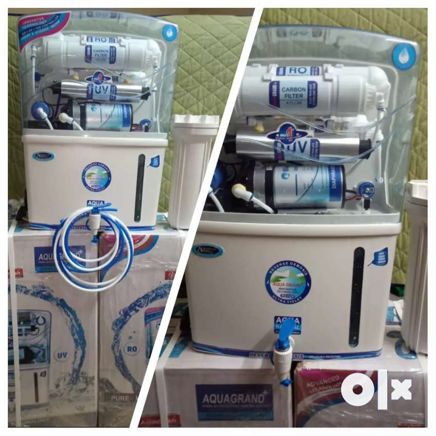 Purification by RO +UV +UF +TDS control