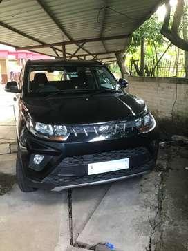 Single Owner KUV 100 NXT K6+ 6 Seater Urgent Sale