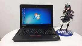 Lenovo Thinkpad X131E AMD E2-1800 APU DualCore RAM 4GB Harddisk 320GB