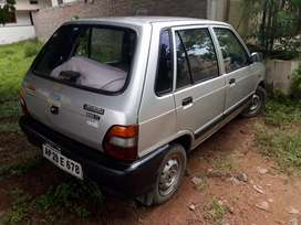 Maruti 800 with Excellent Condition