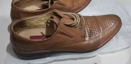 sepatu piere cardin kulit original sz 39 kondisi jarang pakai