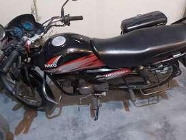 Vry gd condition bike self start single handed no problem