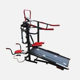 Alat Fitness Treadmill Manual TL-004 AG3 Terlaris dan Termurah