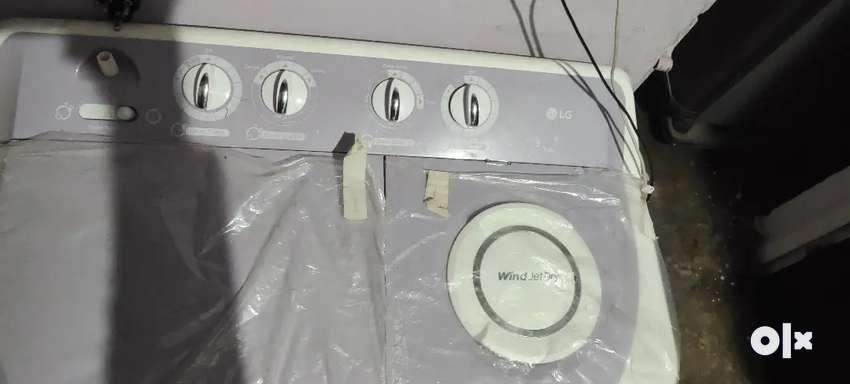 LG Washing machine 1