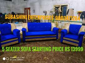 Wholesale prices cash on delivery offer New 5 seater sofa wholesale