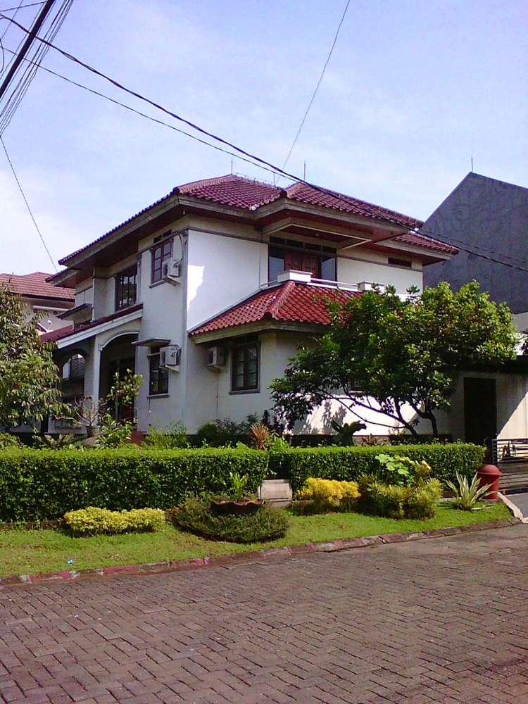 rumah mewah dan murah di perum taman sari persada
