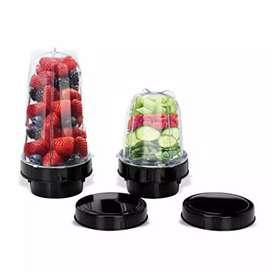 Bullet Jar Set for your Mixer Grinder