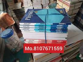 CASH ON DELIVERY (cod)fecility available allen kota NEET/IIT jee book