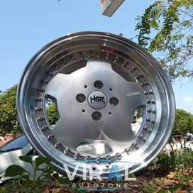 Velg Mobil Jazz Yaris Brio Agya Ayla Ring 16 Pelek Racing HSR Celong