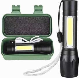 Senter led mini rechargeable