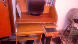 Computer Trally/shelf