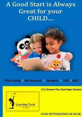 Required Femail teacher for play school in Ghaziabad,Meerut, Haridwar