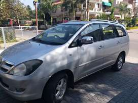 Toyota Innova 2008, 8 seat, Excellent Condition,1st owner,Chandigarh