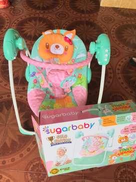 Bouncer swing sugar baby