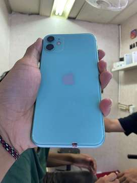 iPhone 11 64gb Tosca Bergaransi Resmi CUCI GUDANG Termurah Terpercaya.