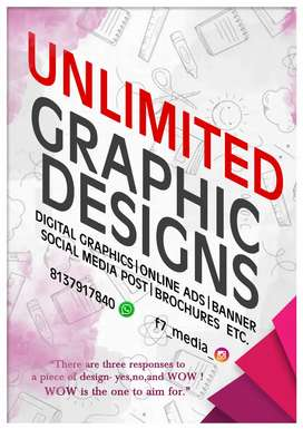 POSTER DESIGNING AND ADVERTISING( please read discription correctly )