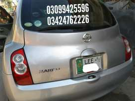 Nissan March 2007 model import 2012