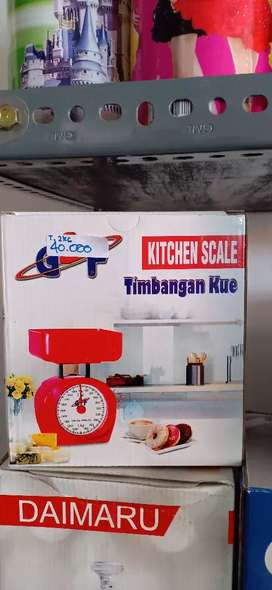Timbangan makanan  2 kg