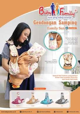 Gendongan Bayi Samping