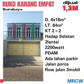 Ruko Karang Empat Surabaya