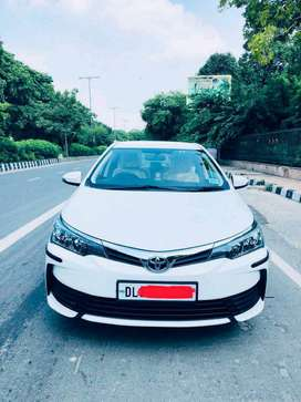 Toyota Corolla Altis 1.8 J(S), 2017, Petrol