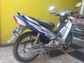 Dijual cepat motor pribadi supra 125 x