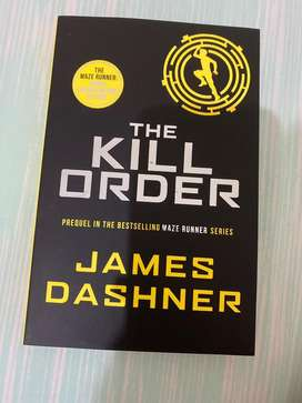 The kill order (buku keempar the maze runner)